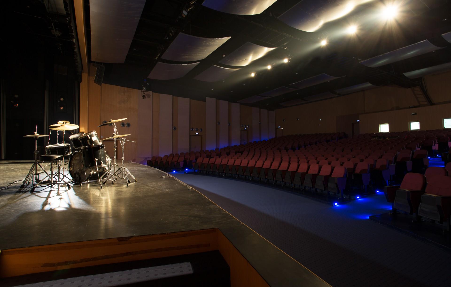 American School Auditorium