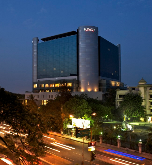 Hyatt regency chennai ksm architecture for Design hotel chennai contact number