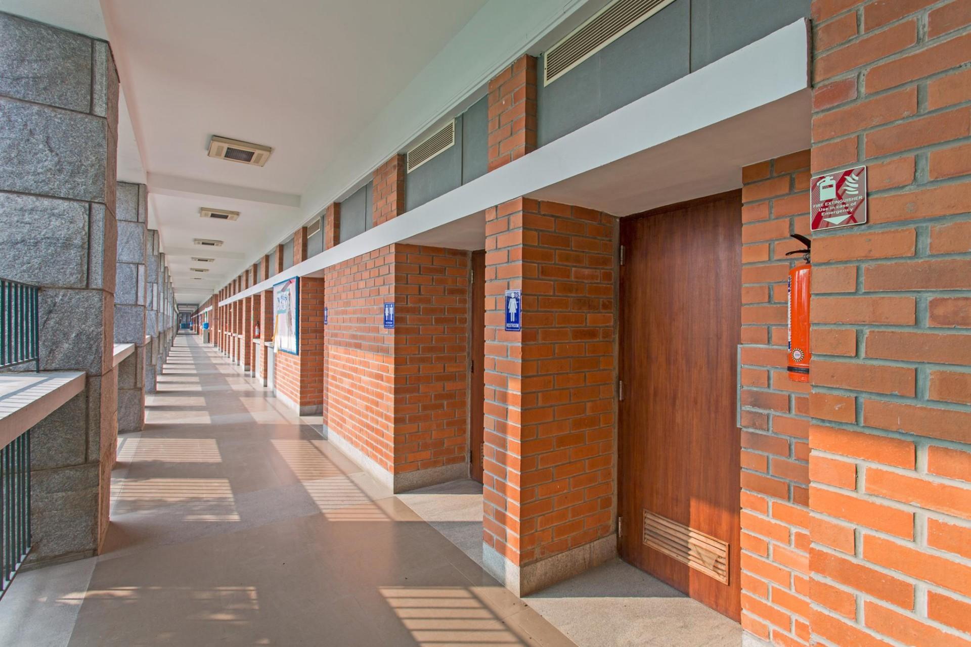 American School Chennai — KSM Architecture