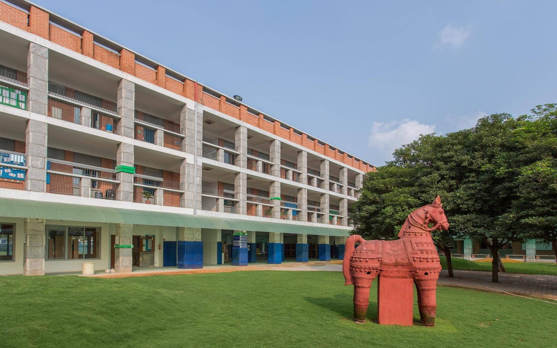 American School Chennai Ksm Architecture