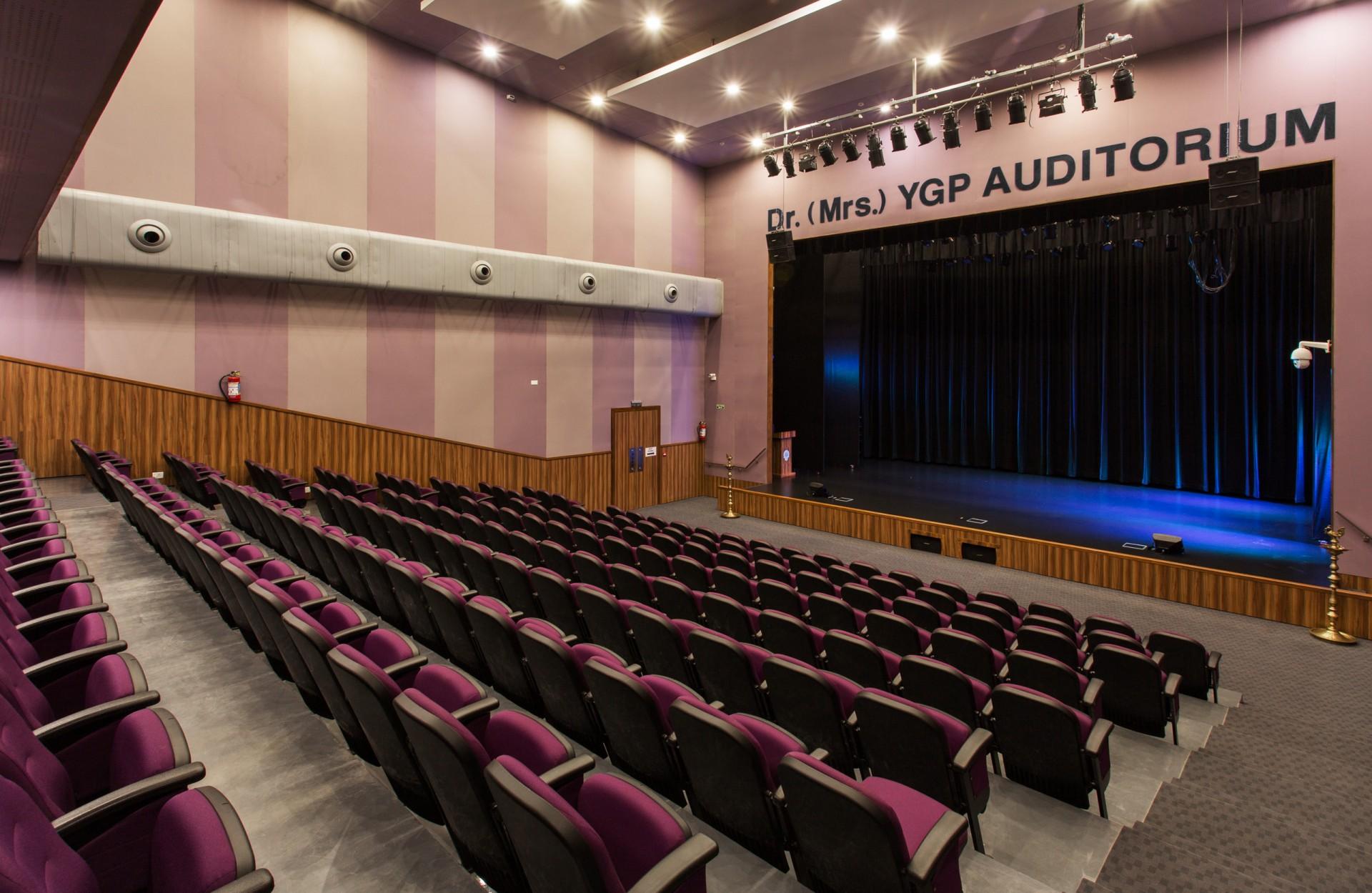 Psbb Auditorium Ksm Architecture